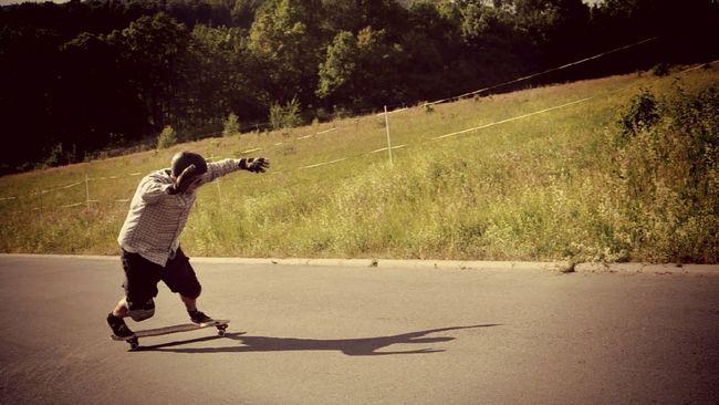 Longboard <3 Sliden Shredding Stand Up Eyem Best Shots Odenwald  Longboarding Longboard Urban Sports