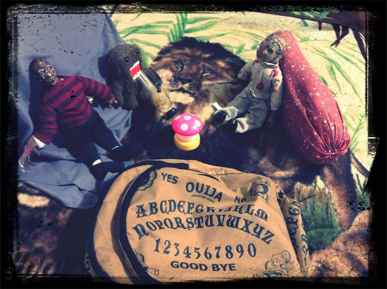 Boong Badboys Weed Ouija