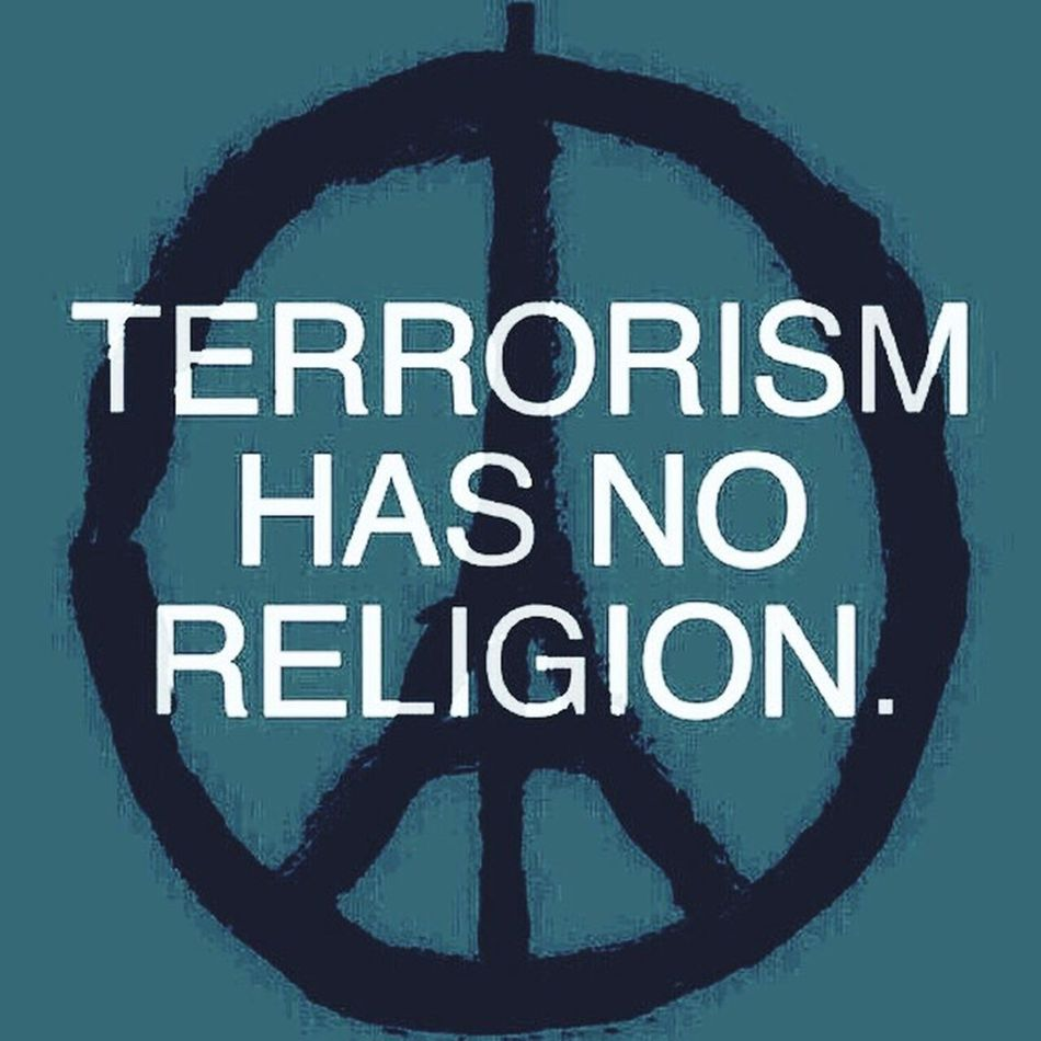 Photo Noterrorism Hello World Paris France HUMANITY Wealltheworld Peace