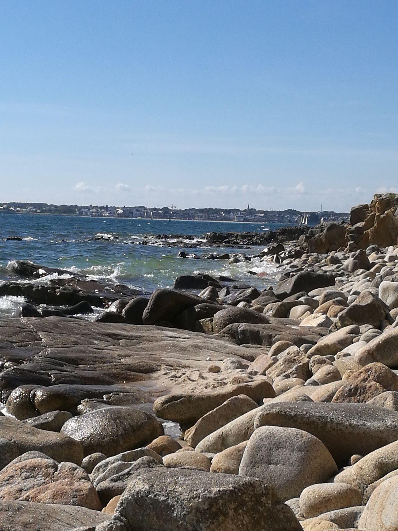 Holidays Rock Beach Atlantic Ocean Bretagnetourisme Graves France Holiday Outdoors Nature_collection