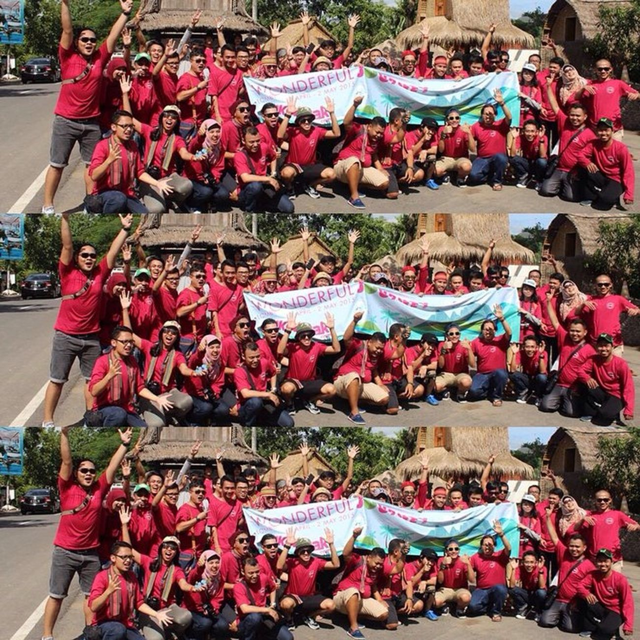 Beautiful Moment📝 Latepost Sasaksade Desasasaklombok Lombok beautifulplace indonesiaindah ExploreIndonesia jelajahindonesia outing bukalapak wonderfuljourney