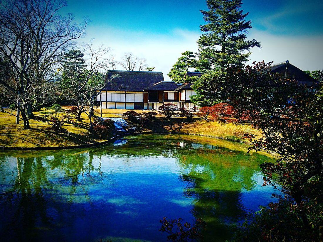 桂離宮 庭園 Relaxing 京都 Kyoto