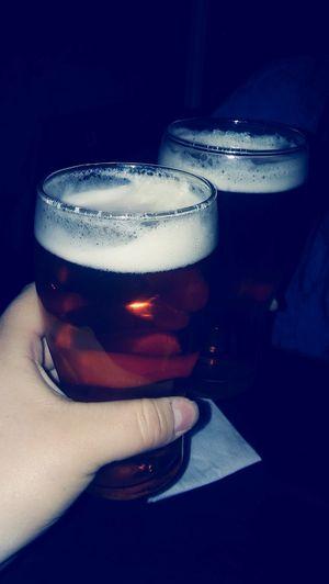 Cheers 11 Years Of Friendship Beer! Beer Time