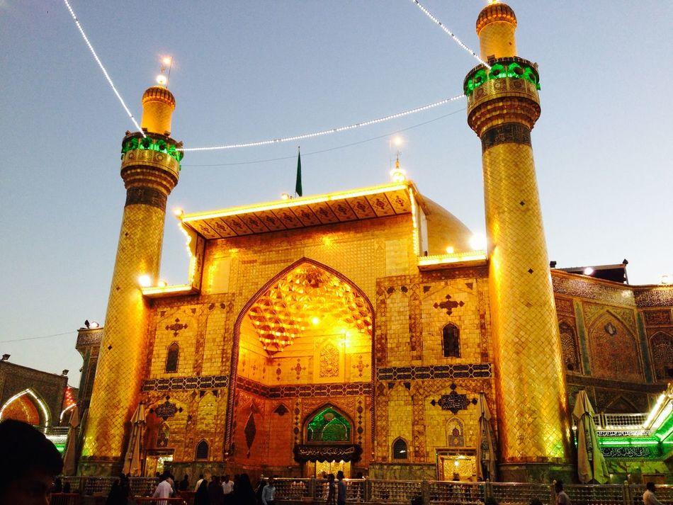 Najaf Imam Ali Iraq Cityscapes