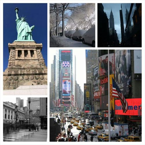 New York The Most Beautiful City