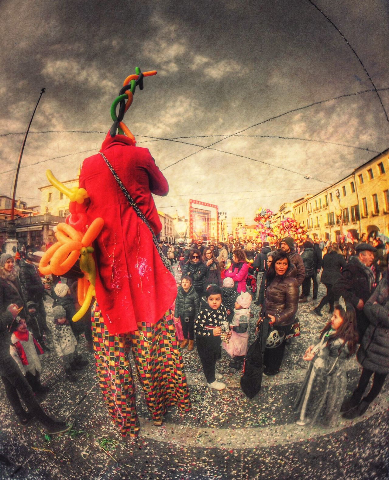 Traditional Festival City Outdoors Celebration Large Group Of People People Day Adult Carneval