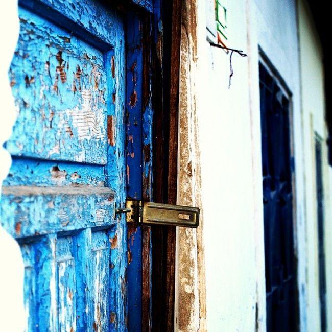 Malatya Yeşiltepe KAPI Door blue mavi
