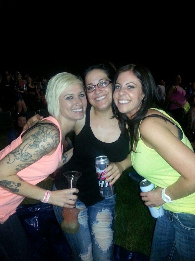 Drunk Nights Pitbull Concert