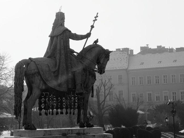 Budapest Lovestatue Blackandwhite First Eyeem Photo Blackandwhite Photography