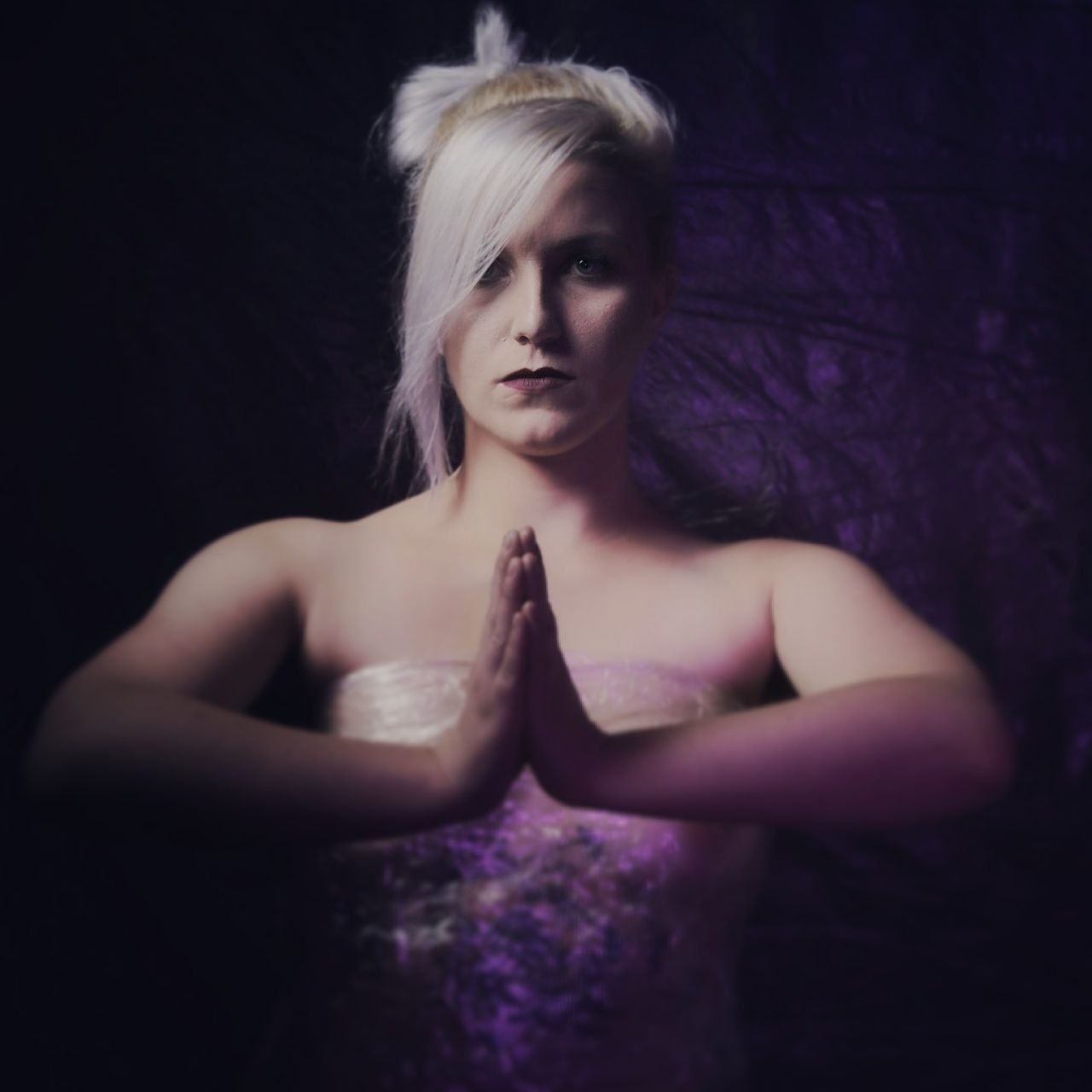 Namaste Namaste ❤ Beautiful Beautiful People Beauty Women Portrait One Person Dark Only Women Human Skin Human Body Part Real People People Young Women Wrong Photo Project One Woman Only Young Adult Fashion Fashion Model Adult Human Hand One Young Woman Only Adults Only First Eyeem Photo