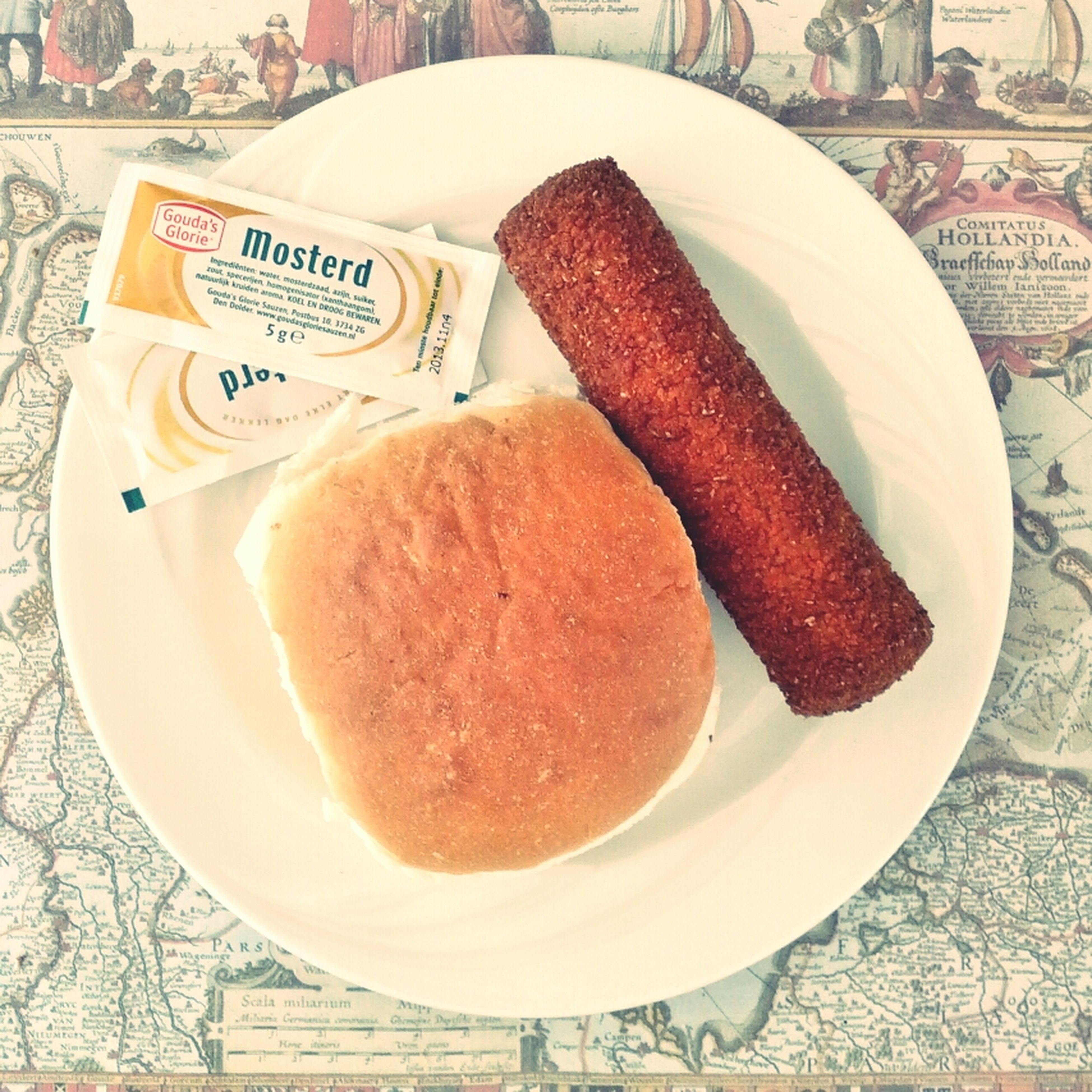 Holland Broodje Kroket