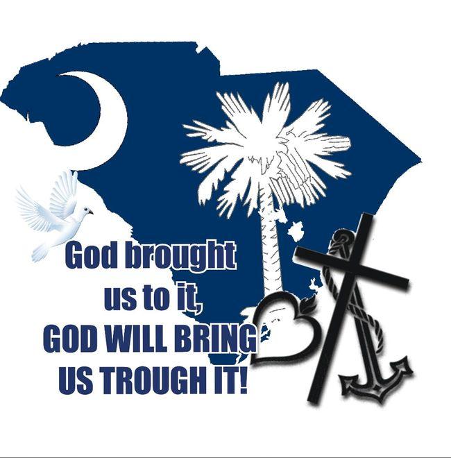 Enough said. South Carolina 2015  Flood