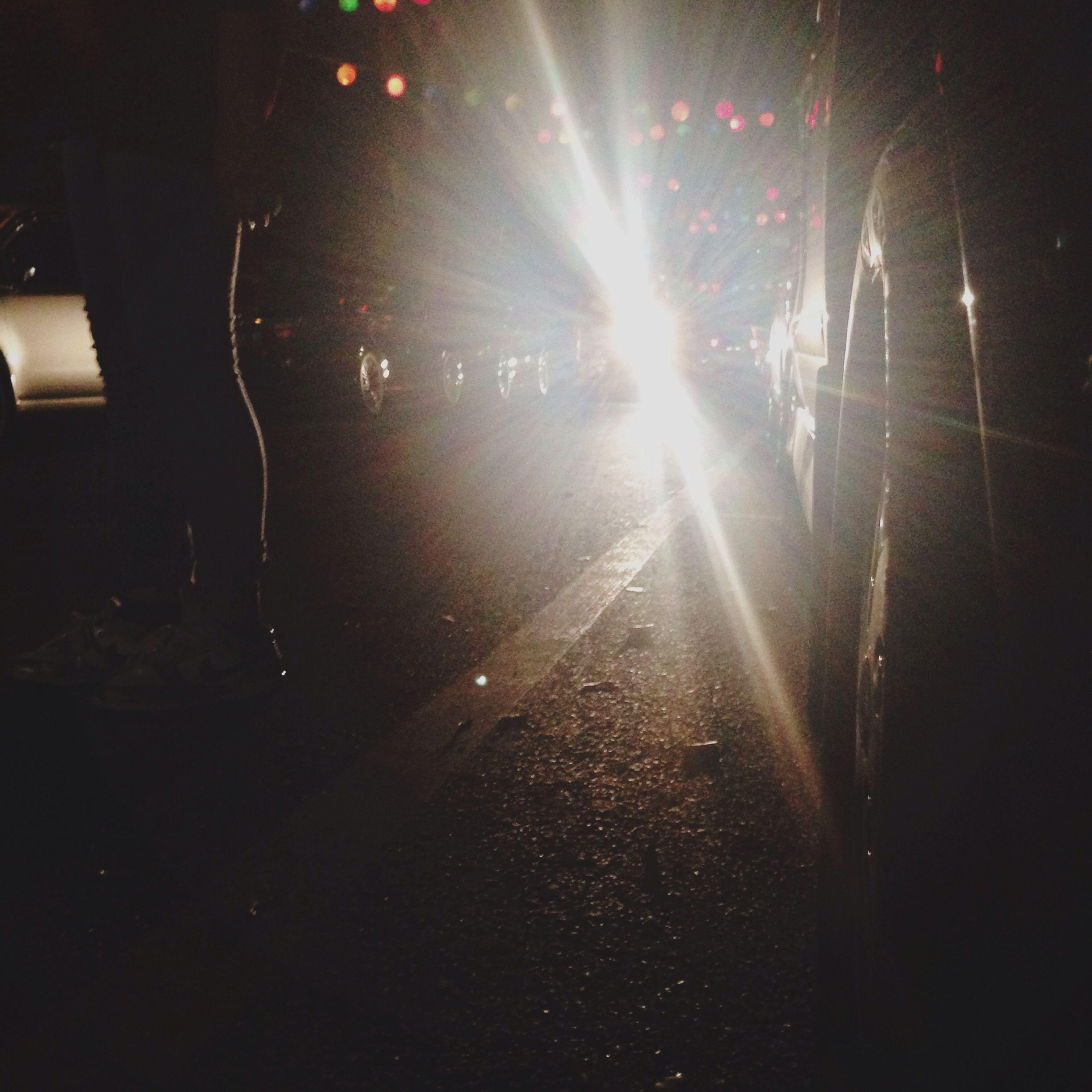 illuminated, night, light - natural phenomenon, lighting equipment, indoors, dark, glowing, transportation, lens flare, light, street, no people, road, sunlight, light beam, motion, the way forward, street light, electric light