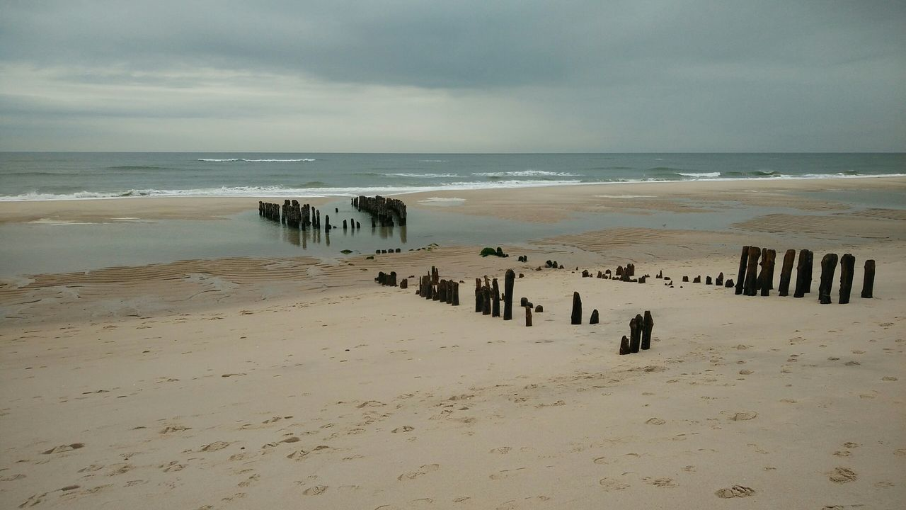 The Past. · Rantum Sylt Germany Island Nordsee Sea Ocean Strand Beach Silence Quietude Mystery Wonderful Colors Beautiful Life