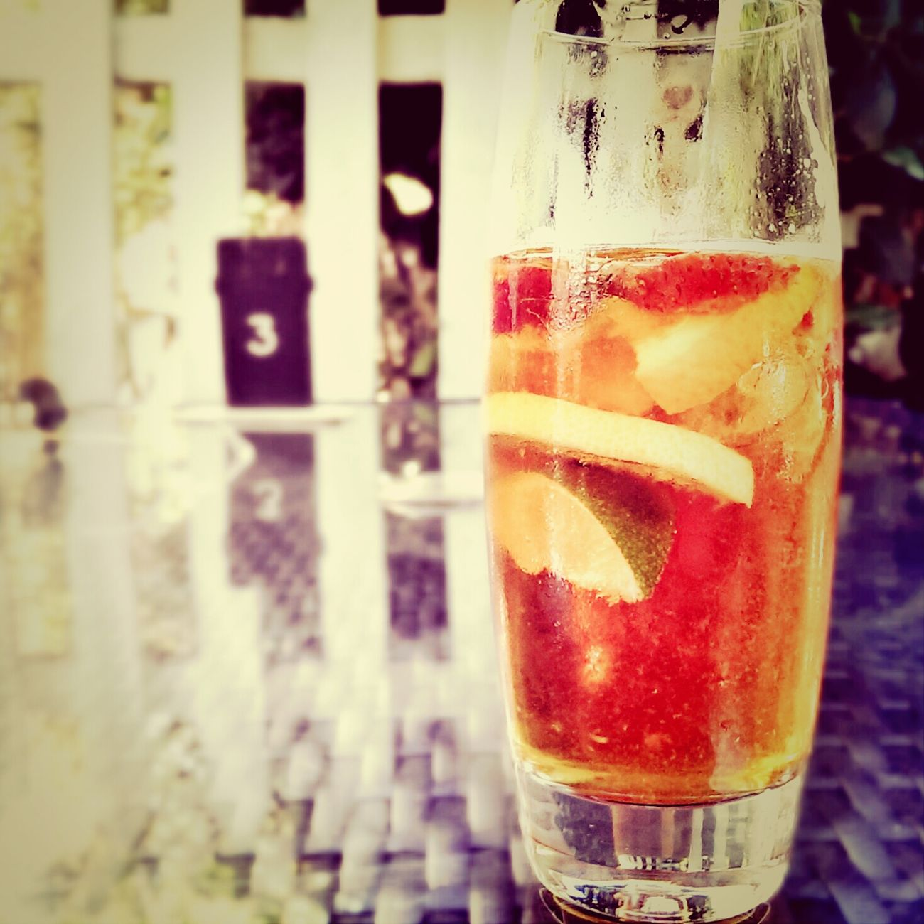 Anyone for Pimm's? I believe it is Pimmsoclock. 25 Days Of Summer Beautiful Day