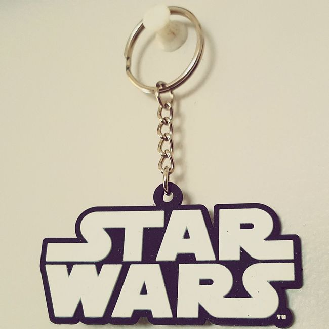 Star Wars Key Chain Starwars Keychain MayTheForceBeWithyou