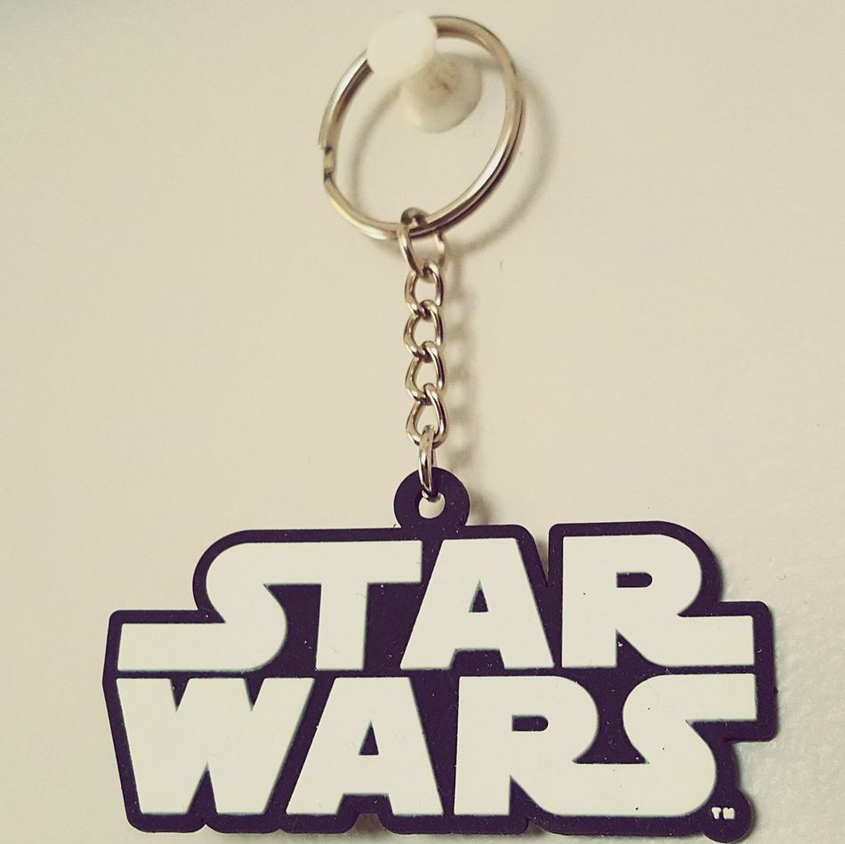 Star Wars Key Chain Starwars Keychain MayTheForceBeWithyou