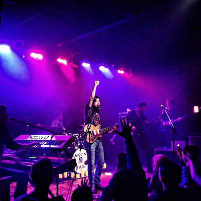 Concert Chicago Live Music Moon Taxi