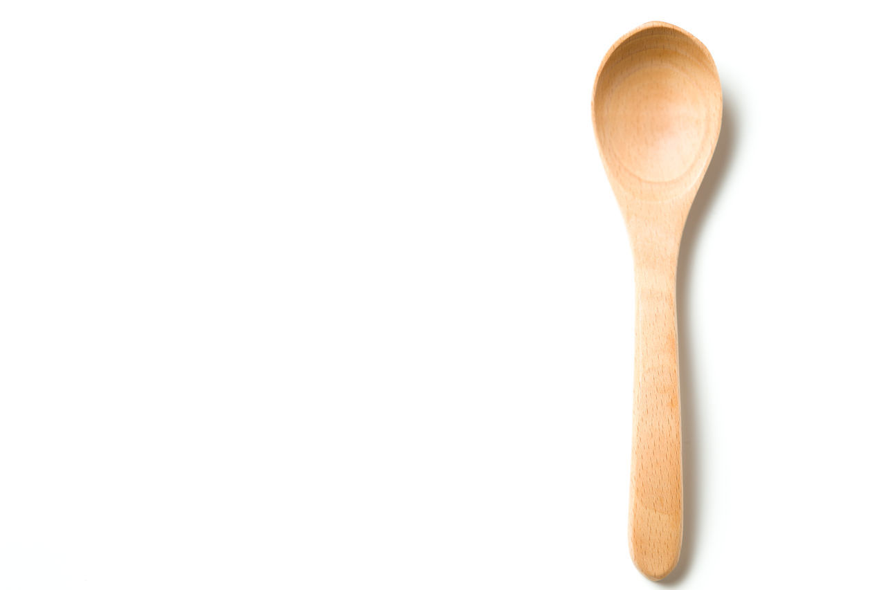 A wooden spoon isolated over white background Baking Business Cooking Creative Culture Eating EyeEmNewHere Food History Kitchen Learning Material Nostalgia Practical Preparation  School Served Soup Spoon Spoons Symbolism Traditional Uniqueness White Background Wooden