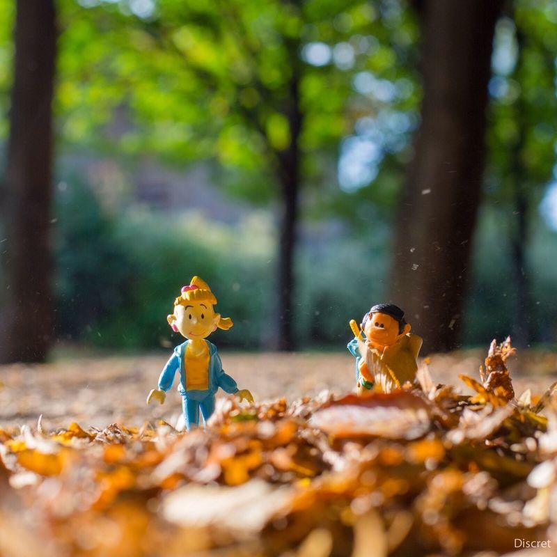 M'enfin !!! C'est pas passé loin ! Gastonlagaffe Secotine Autumn Paris