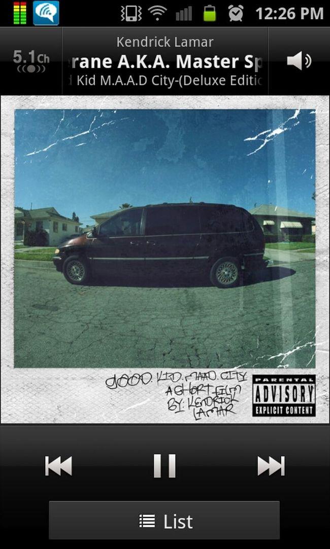 Kendrick Lamar X Sherane