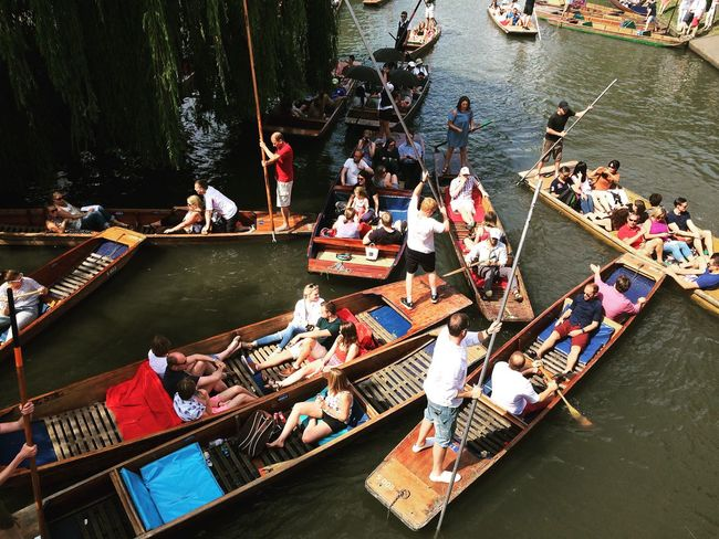 A quiet day on the river! Men Nautical Vessel Large Group Of People Water High Angle View Person Lifestyles Sitting Transportation Lake Togetherness Relaxation River Calm Day Culture Ocean Tranquility Chaos Mayhem  Congestion Trapped