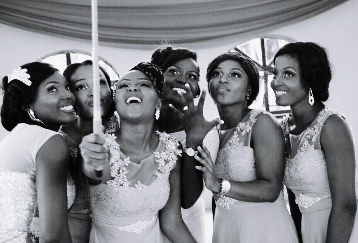 Self Portrait Around The World Wedding Beautiful Bride ♥♥ Nigeria Lagos Selfie ✌ Selfselfie