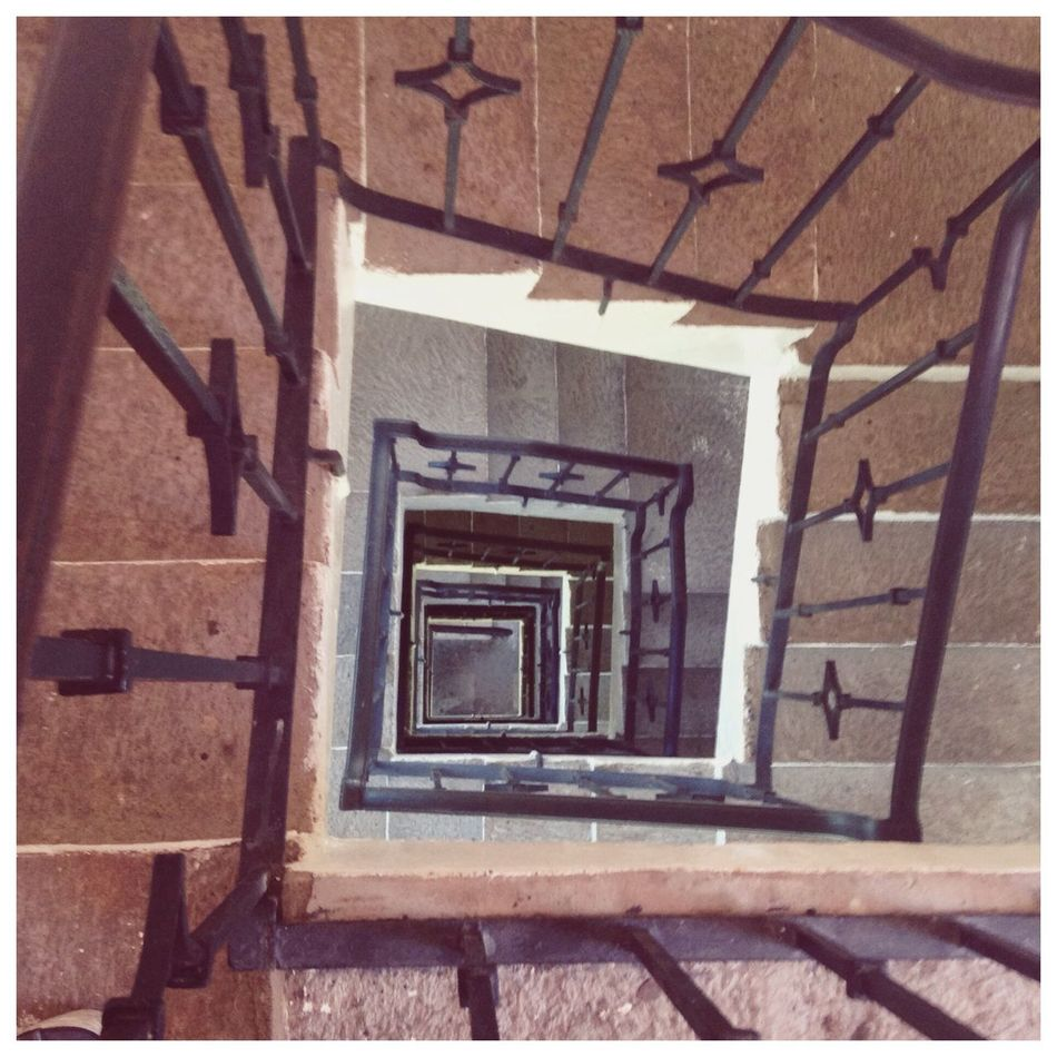 Caracole Stairs
