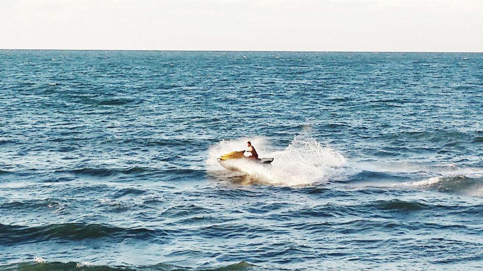 Jetski Jetskiing Jetski Ride Seasport SEQ Enjoying Life