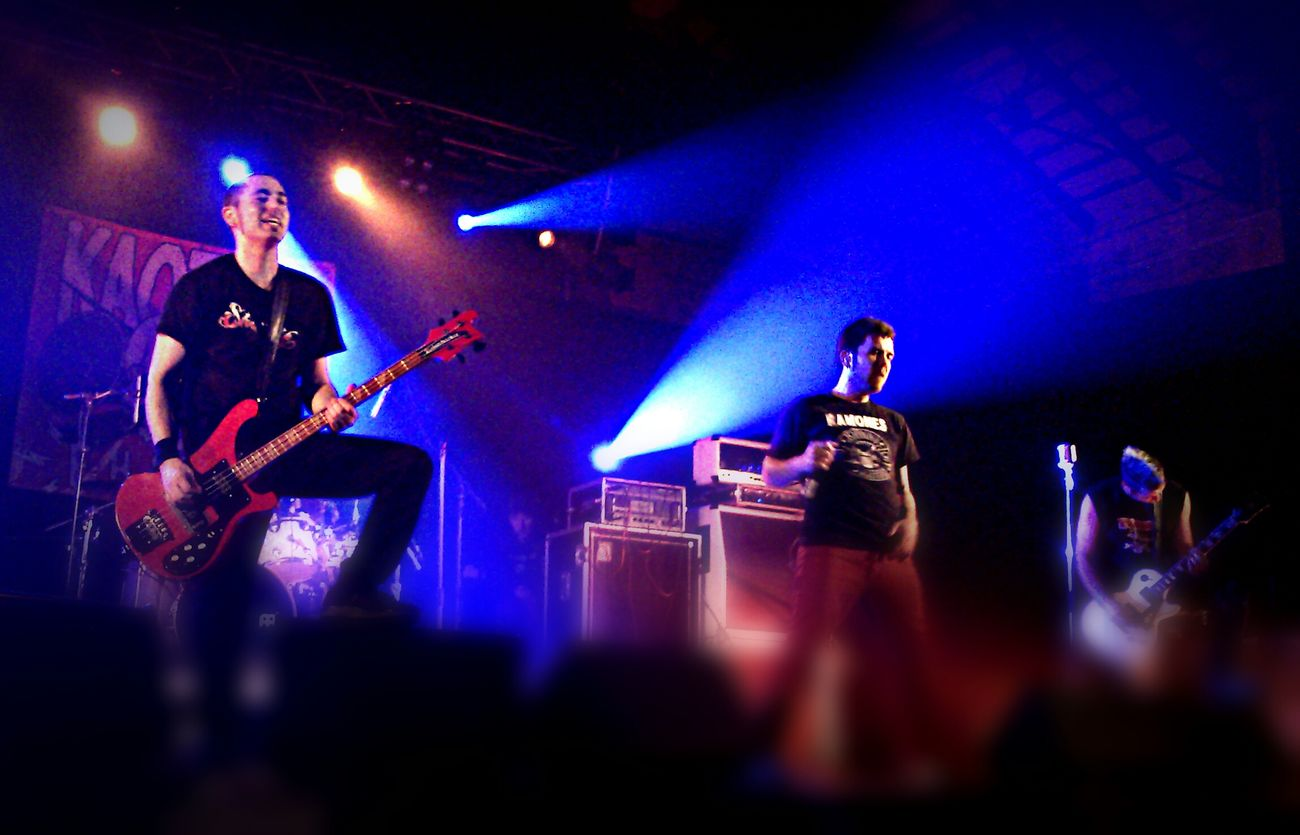 Punk Live Music Kaotiko