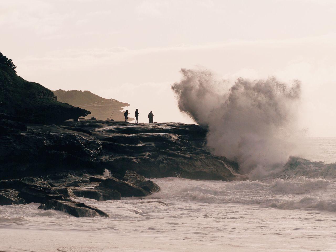 When waves attack Eyem Best Shots EyeEmBestPics Shootermag
