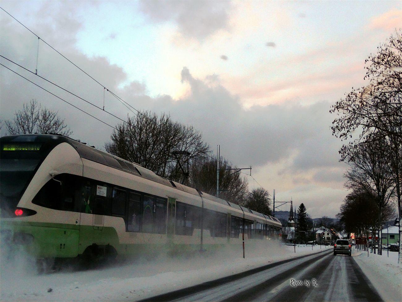 Train Tree Nature Outdoors Cloud - Sky Eyeem Best Shot EyeEm Best Shots Taking Photos Photography Landscape