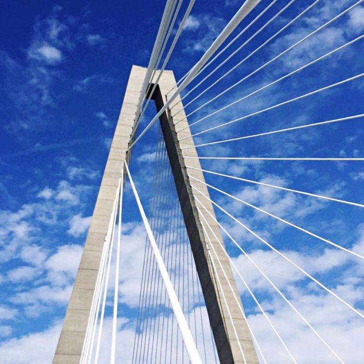 Pivotal Ideas Ravenal Bridge Charleston South Carolina Bridge Architecture