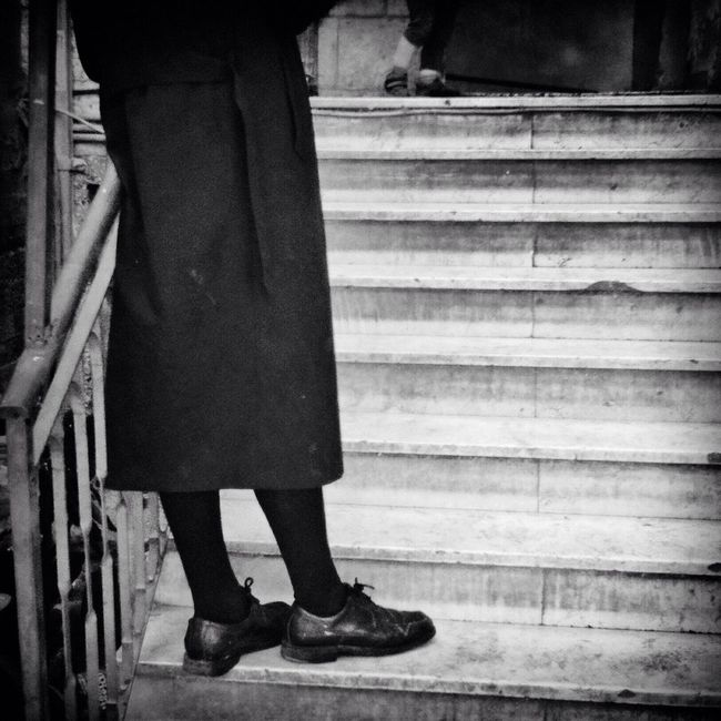 """From the """"100 Gates"""" session. Shootermag Youmobile Finding The Next Vivian Maier Black And White"""
