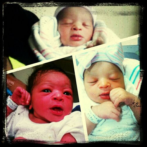 ON 1-25-13 AT 5:30 GOD BLESSED US WITH A BEAUTIFUL 5lb. 1oz BABY GURL!! LOVIN OUR BABY GURL