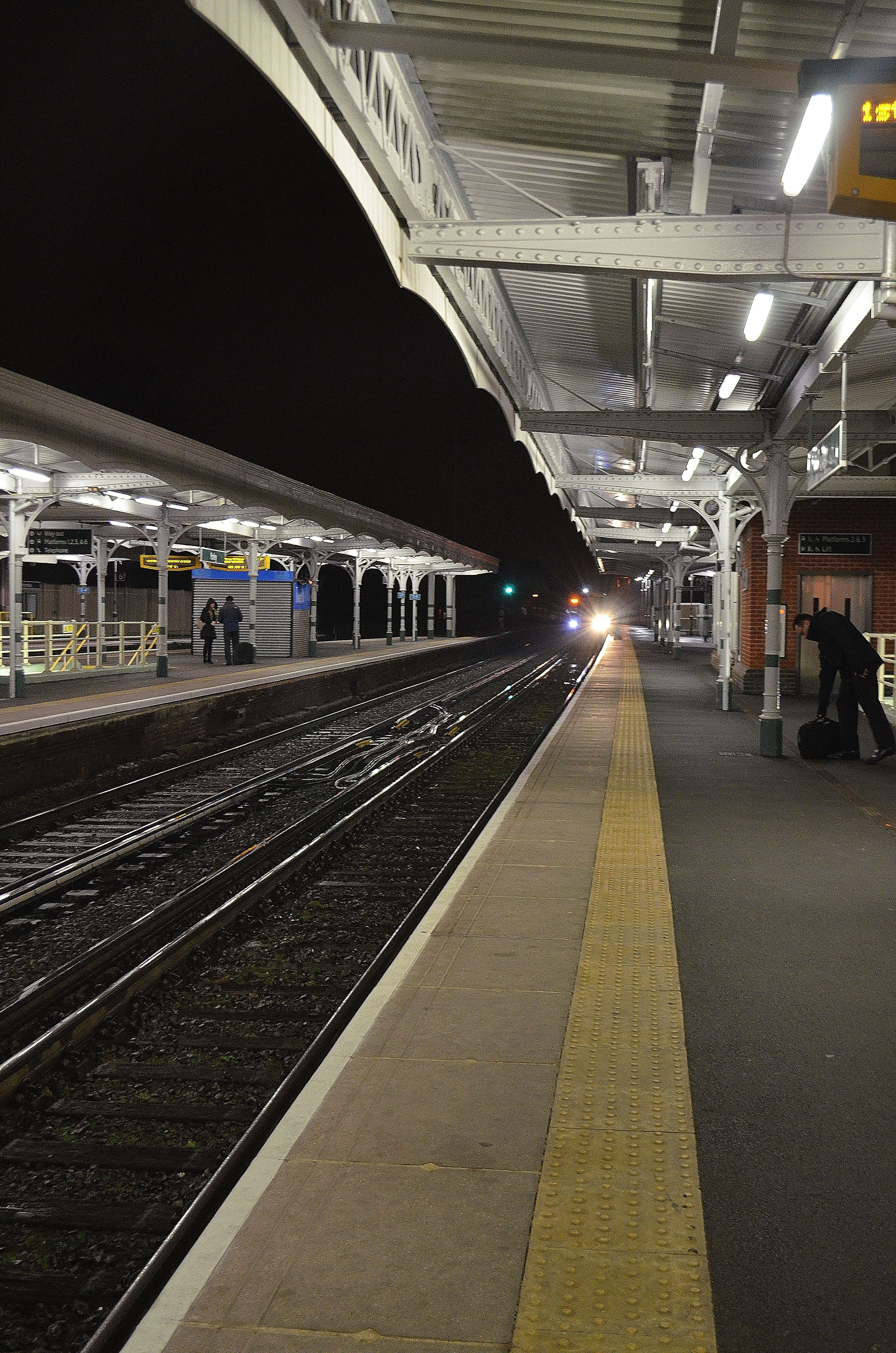 Stations Vamishing Points Vanishing Line London Work