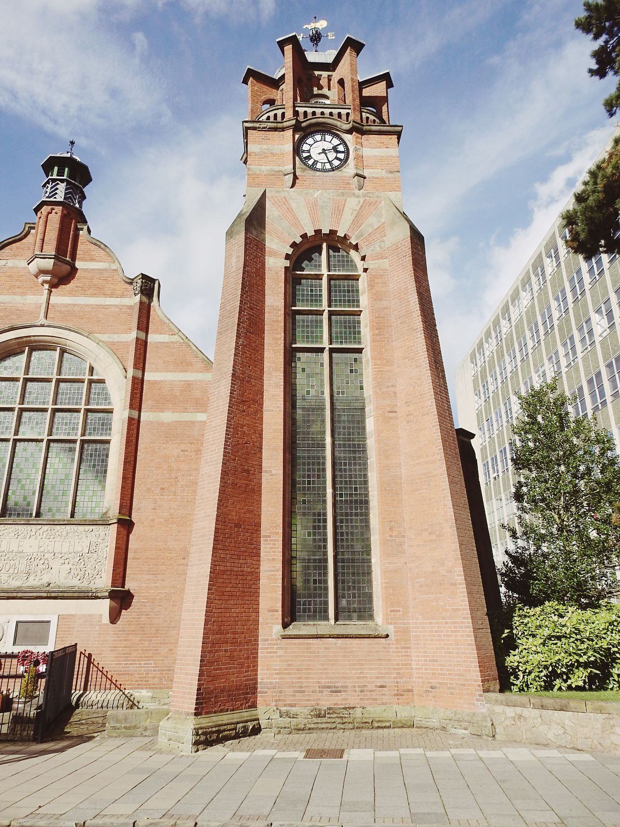 Architecture Clock Built Structure Low Angle View Building Exterior Time Day No People Outdoors Clock Tower Sky Clock Face Minute Hand