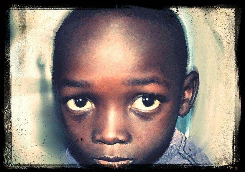 If these eyes could talk, Haiti Orphanage Orphans Haiti Doing It For Haiti