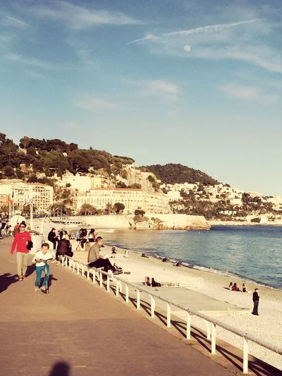 Beach Beachphotography Côte D'Azur Nizza Nice Ocean