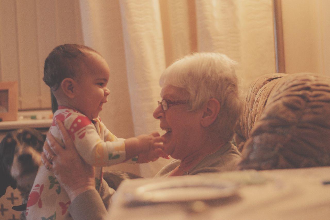 Beautiful stock photos of granny, 25-29 Years, Animal Themes, Baby, Baby Boys