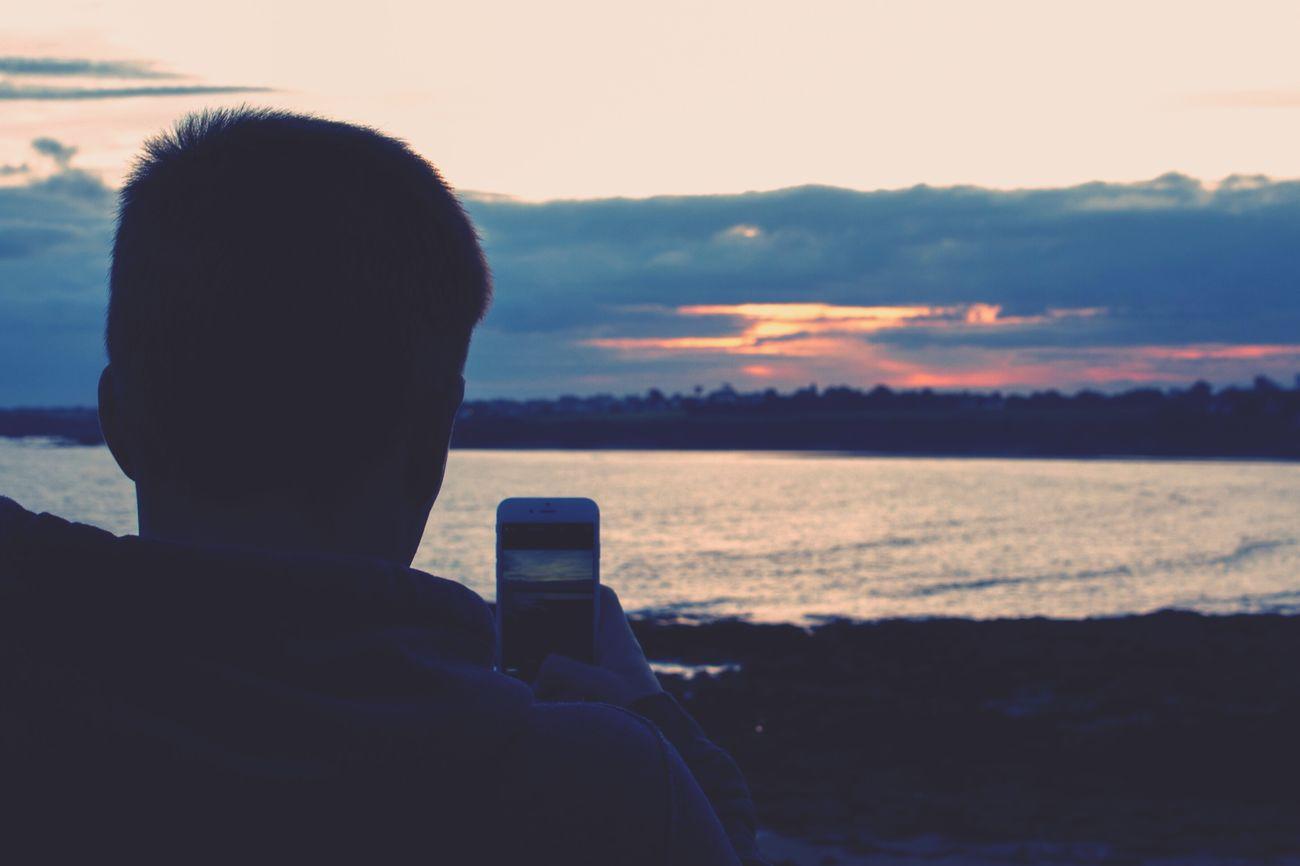 Sunset Sea Boyfriend EyeEm Nature Lover
