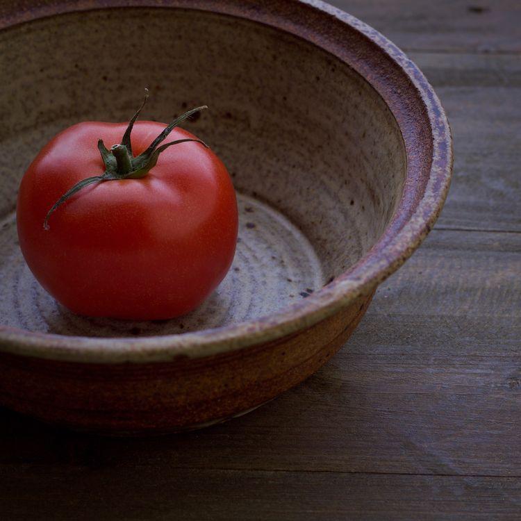 Tomato in a bowl Tomato