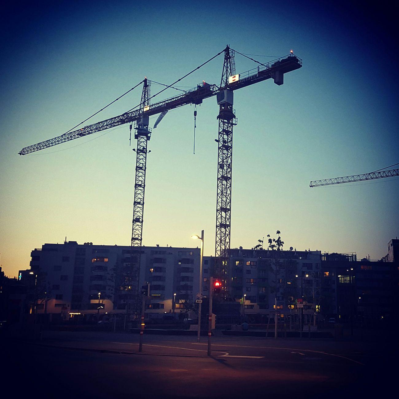 City under construction Vienna Favoritenisdasneuecool