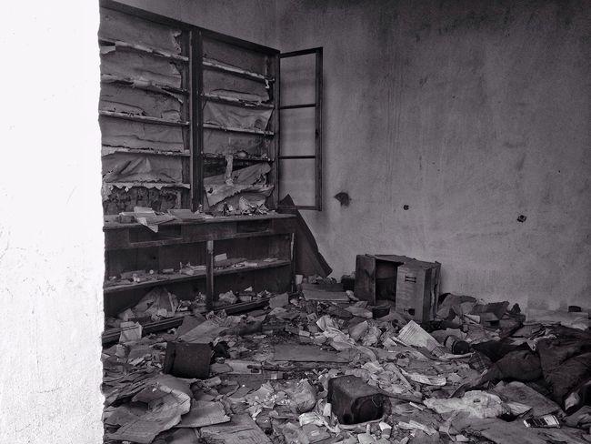 Monochrome Photography Damaged Abandoned Pharmacy Run-down Deterioration Urbex Blackandwhite