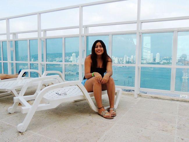 Cartagena Lafantastica Beach Enjoying Life Helloworld Colombia ViveColombiaViajaPorElla