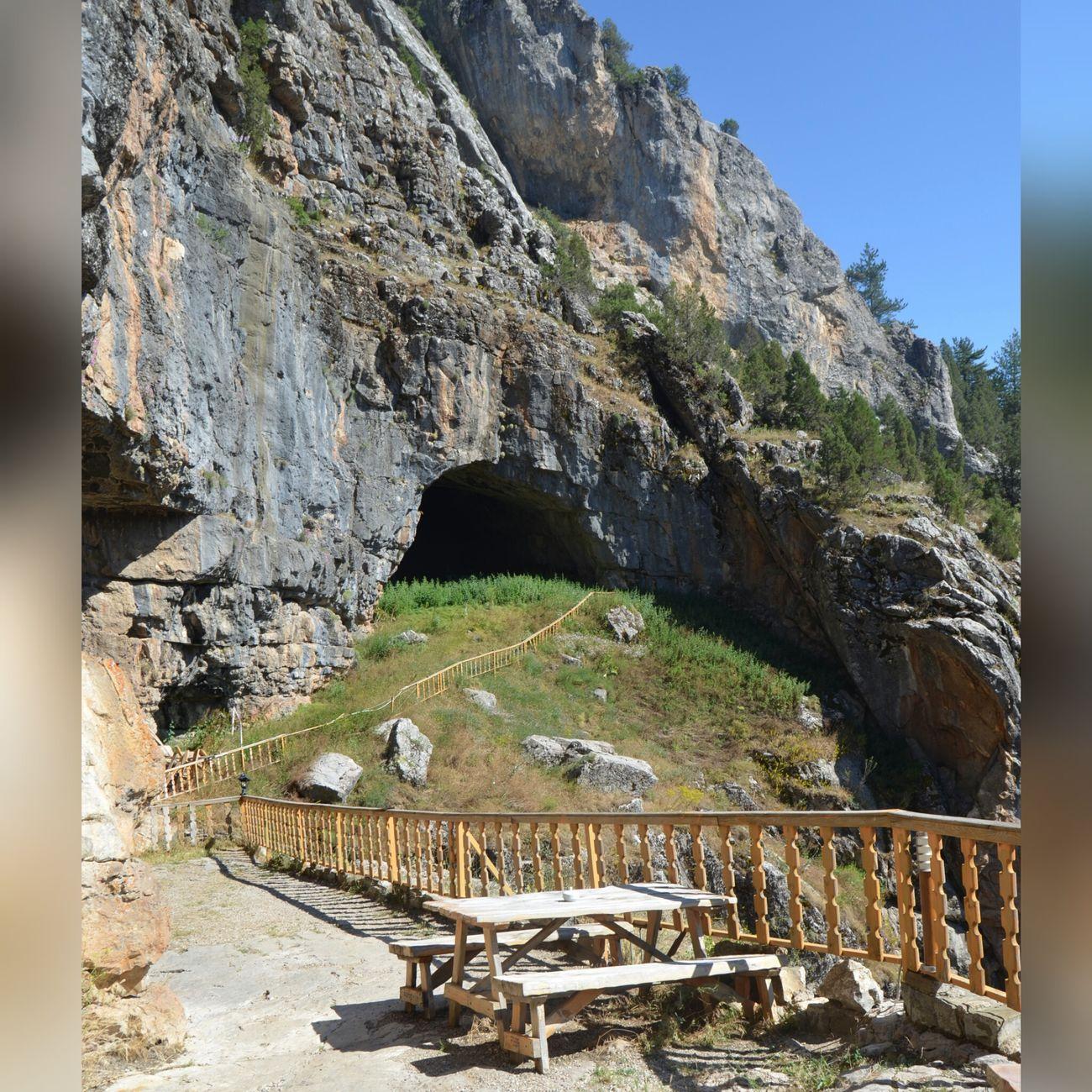 Tinaztepe Mağaraları Konya View Brown Green Naturel Naturelife Naturelphoto