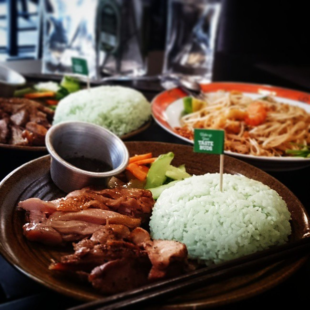 Ngày mệt mỏi nhớp nháp mồ hôiiiii 😱😱😱 Susfoodtrip Hotday Meat Green Rice Foodporn Foodyhanoi Yummy Lozihn Lozi