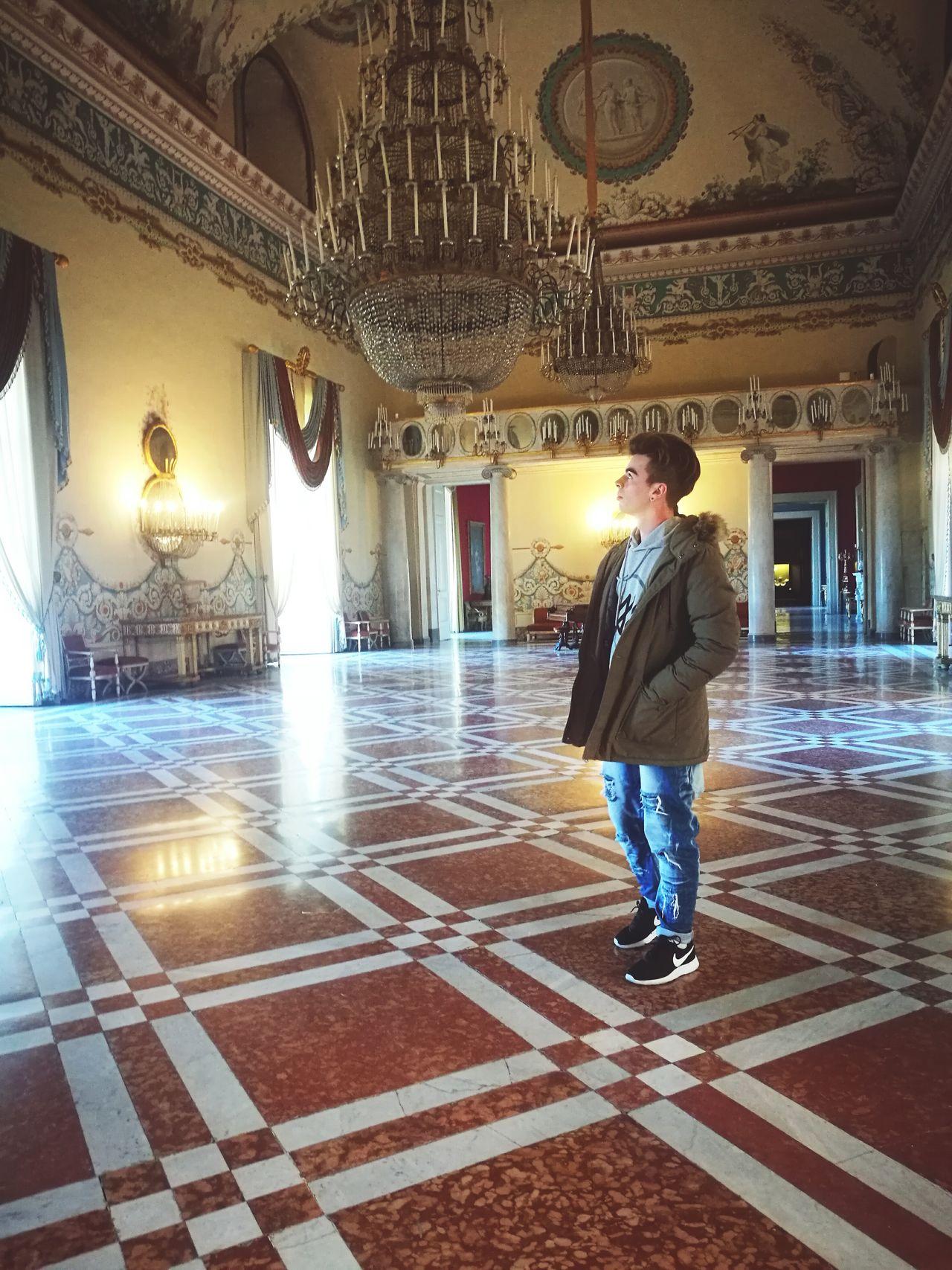 Museo di Capodimonte - Italy DanceRoom Baroque Capodimonte Museum Naples History Beauty Art Morning Architecture