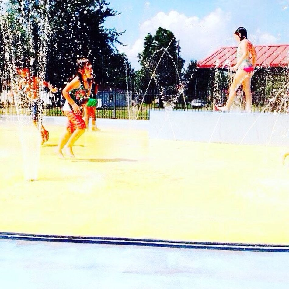 Summertime Summer Kids Water Hot Day IPhoneography Enjoying Life Photography First Eyeem Photo