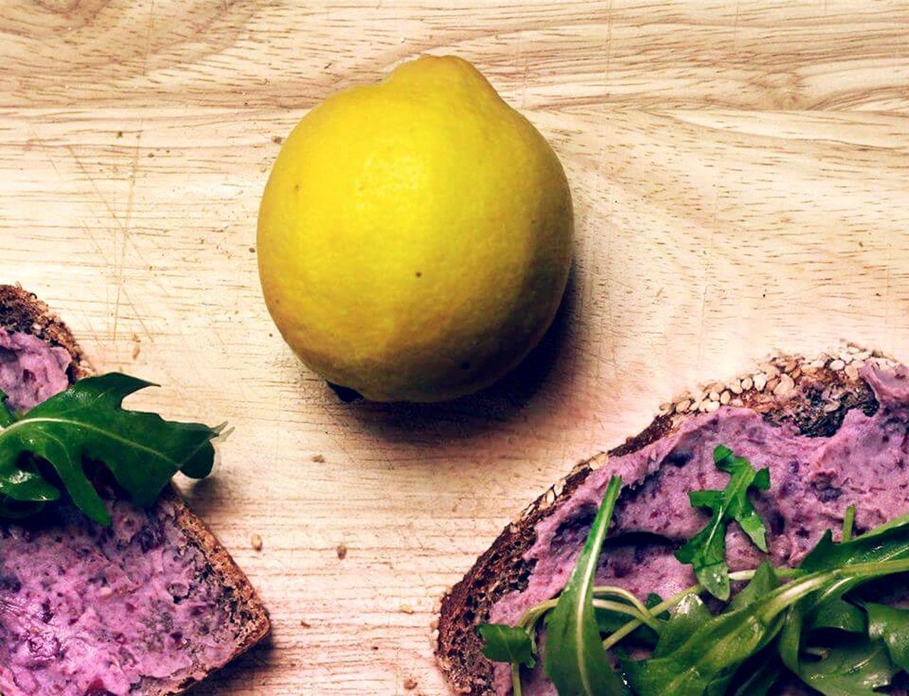 Foodphotography Lemon Sandwiches Mäckish Color Cafe Neue Heimat